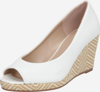 Dorothy Perkins Pumps 'DAMSEL WEDGE' in de kleur Wit, Productweergave