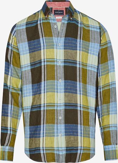 DANIEL HECHTER Hemd in kiwi, Produktansicht