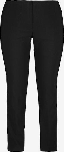 Doris Streich Stretchhose SLIMLINE in schwarz, Produktansicht