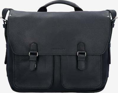 Harold's Aktentasche 'Ivy Kurier' in schwarz, Produktansicht