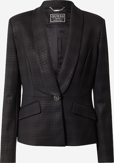 GUESS Blazer 'Rosy' in schwarz, Produktansicht