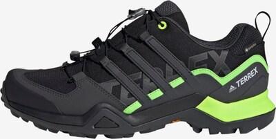 ADIDAS PERFORMANCE Lage schoen in de kleur Kiwi / Zwart, Productweergave