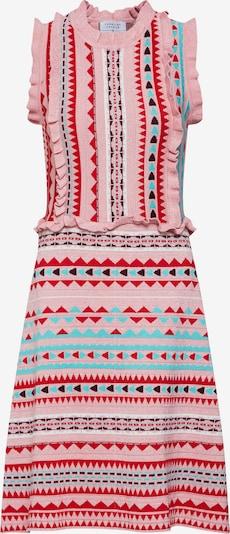 Carolina Cavour Letné šaty - zmiešané farby / ružová, Produkt