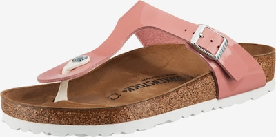 BIRKENSTOCK T-bar sandals 'Gizeh' in pink, Item view