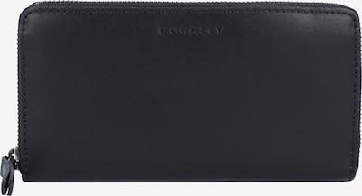 Burkely Geldbörse in schwarz, Produktansicht