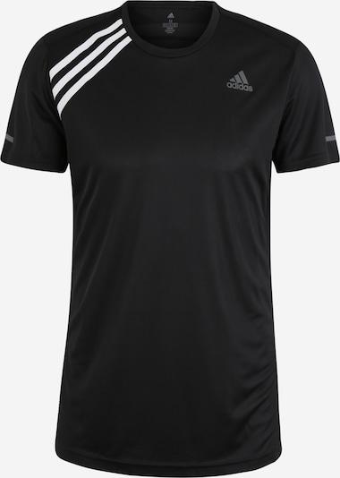 ADIDAS PERFORMANCE Functional shirt in black / white, Item view