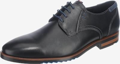 LLOYD Schnürschuh 'Deno' in schwarz, Produktansicht