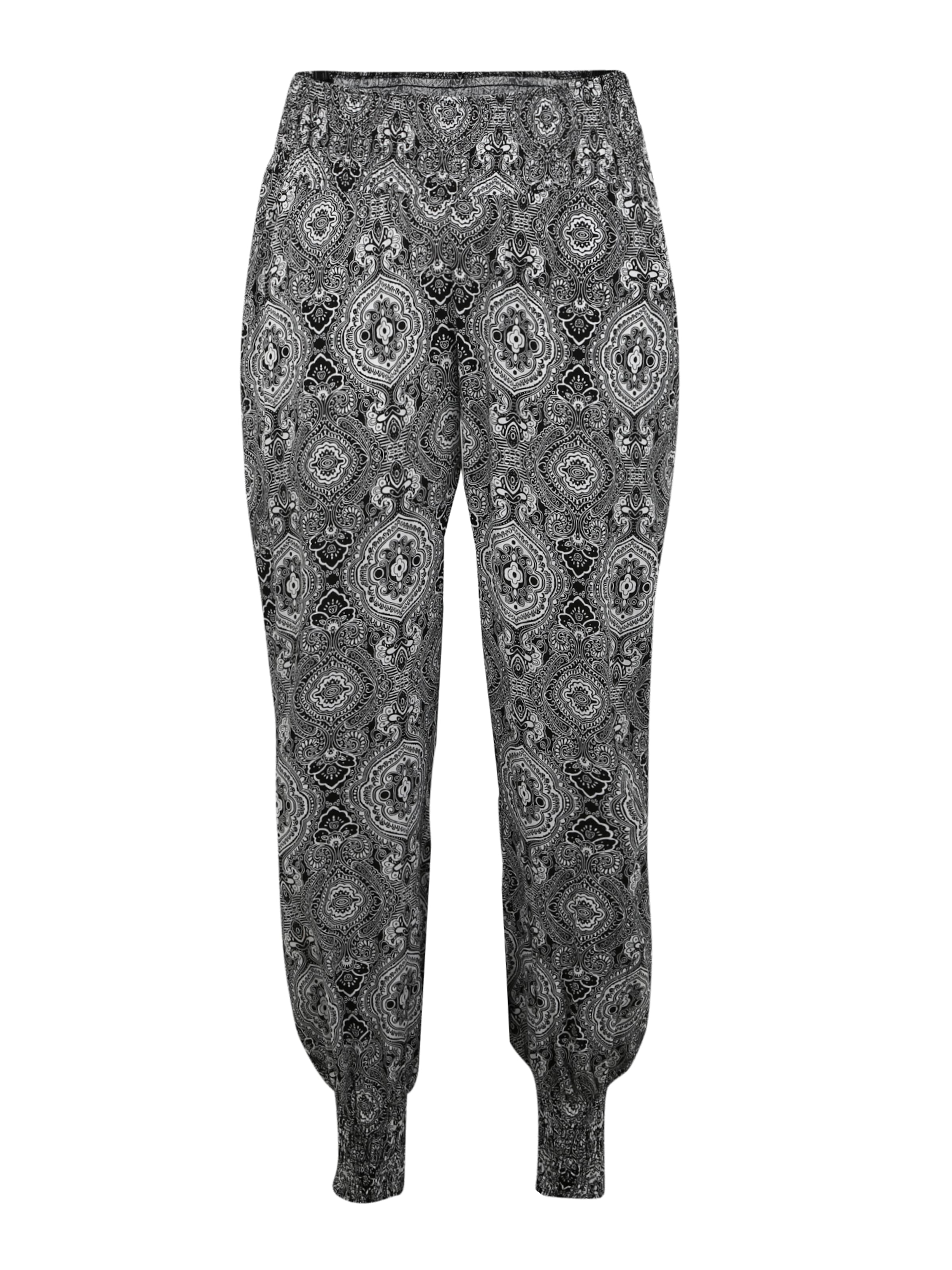 En Urban 'ladies NoirBlanc Classics Curvy Pantalon Sarong' OZikuPX