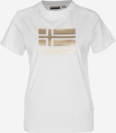 NAPAPIJRI T-Shirt ' Shya W ' in weiß, Produktansicht