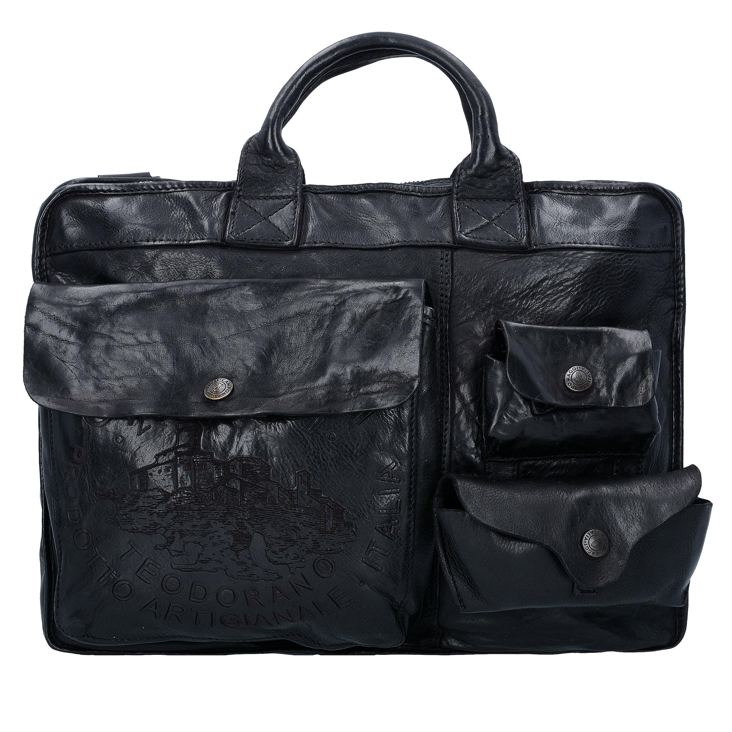 Campomaggi Traditional Carvi Businesstasche Leder 37 cm Neue Online-Verkauf 7RGVw
