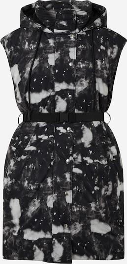 DIESEL Kamizelka 'Lalla' w kolorze czarny / białym, Podgląd produktu
