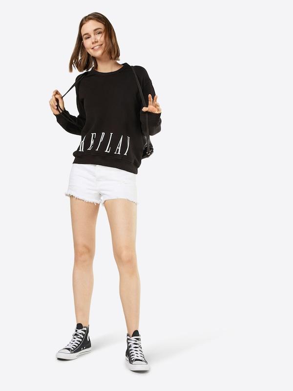 REPLAY Sweatshirt mit Print