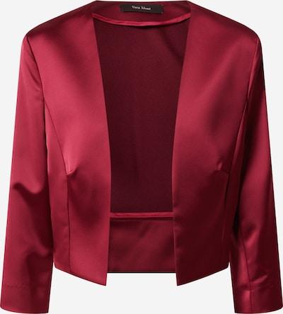 Vera Mont Blazer en rouge rubis, Vue avec produit