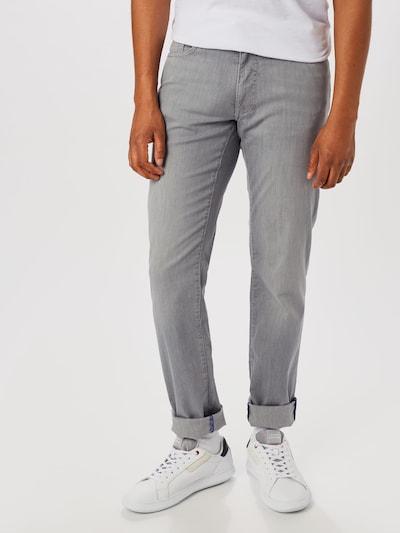 BRAX Jeans 'Cadiz' in grey denim, Modelansicht