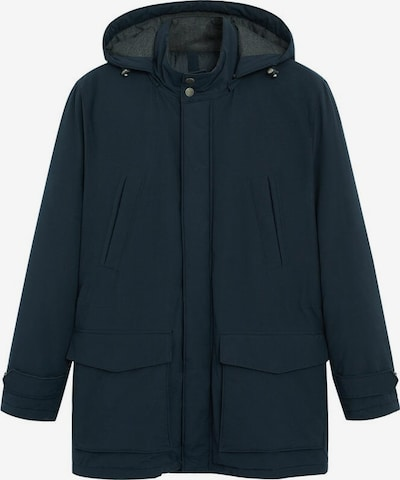 MANGO MAN Parka 'Arrow' in navy, Produktansicht