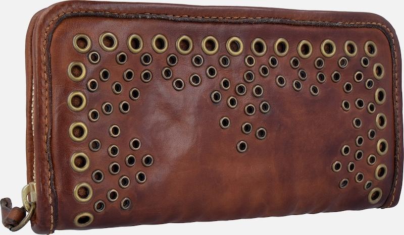 Campomaggi 'Spirea' Geldbörse Leder 21 cm