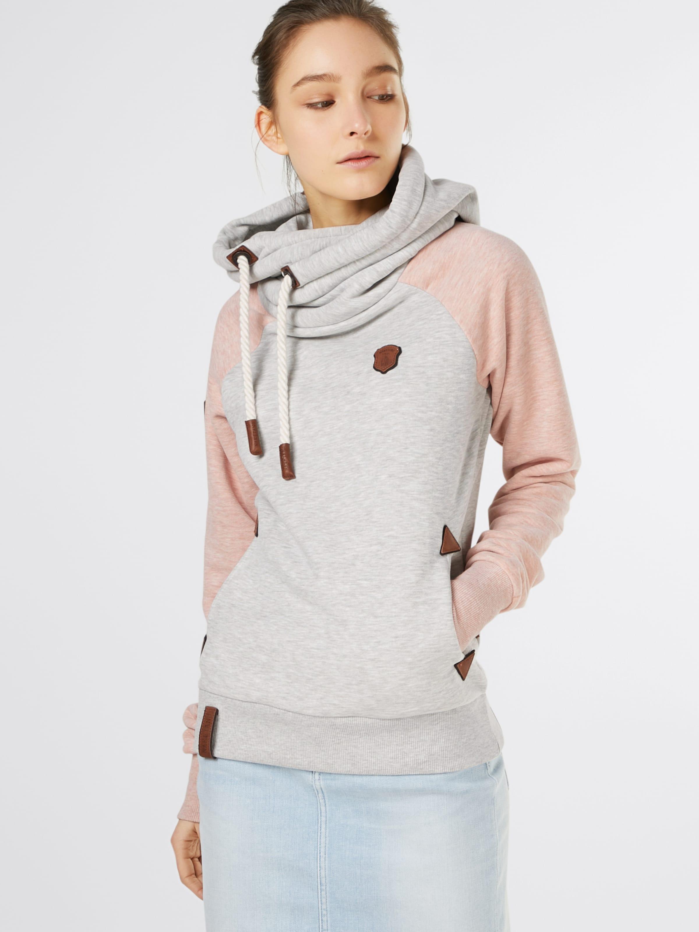 naketano Sweatshirt 'So ein Otto' Günstig Kaufen Manchester Große Online-Verkauf 2018 Unisex Verkauf Online Preise Günstig Online Blättern Günstigen Preis Dq0iTHs