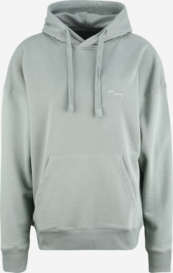 Hey Honey Hoodie in grau, Produktansicht