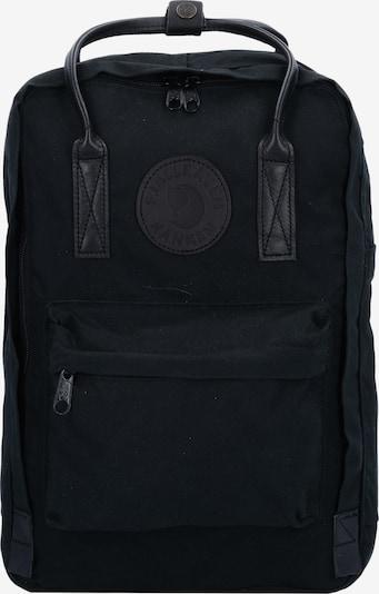 Fjällräven Sportrugzak in de kleur Zwart, Productweergave
