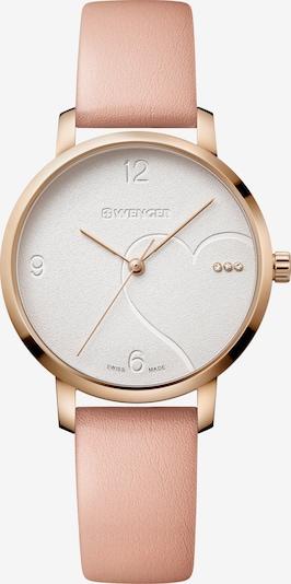 WENGER Uhr 'Metropolitan Donnissima' in gold / rosé, Produktansicht