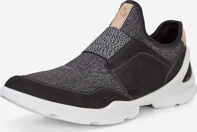 ECCO Sneakers in graumeliert / schwarz, Produktansicht