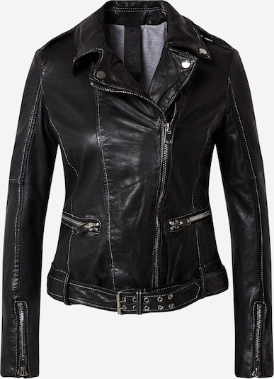 Gipsy Lederjacke 'G2GZhuri SF LDRV' in schwarz, Produktansicht