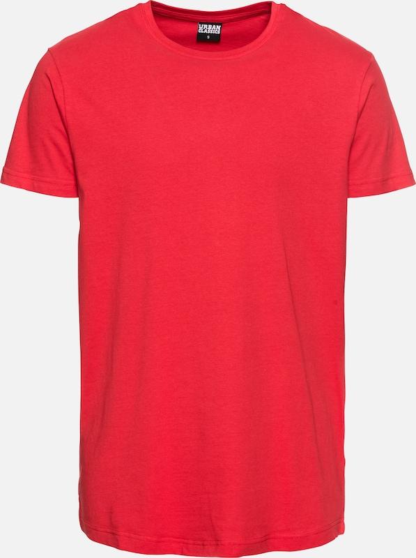 En T shirt Rouge Urban Classics Feu yf67bYgv