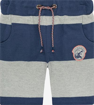 BASEFIELD Shorts in blau / grau, Produktansicht