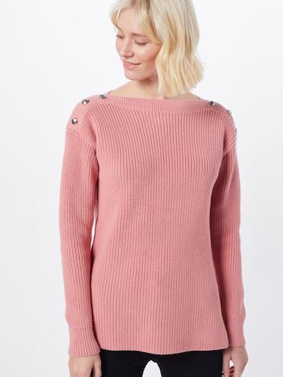 Lauren Ralph Lauren Pullover 'MALZATA' in pfirsich / rosé: Frontalansicht