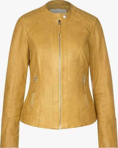 CECIL Lederjacke in gelb, Produktansicht