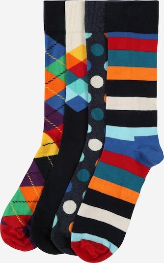 Happy Socks Chaussettes 'Mix' en mélange de couleurs, Vue avec produit