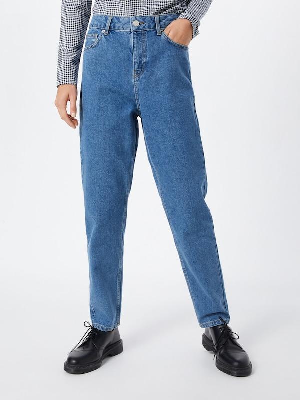 En 'dana Jeans' Mom Jean Denim Bleu Why7 67ygbf