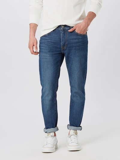 LEVI'S Jeans '511' in blue denim, Modelansicht