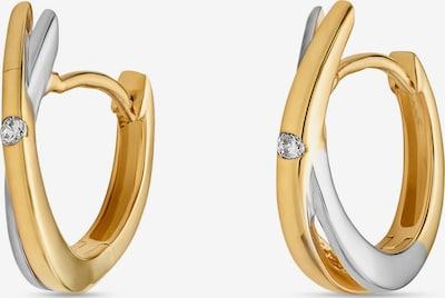 FAVS Ohrringe in gold / silber, Produktansicht