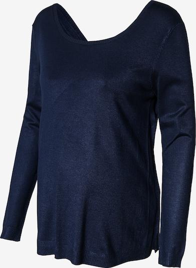 Colline Pullover in nachtblau, Produktansicht
