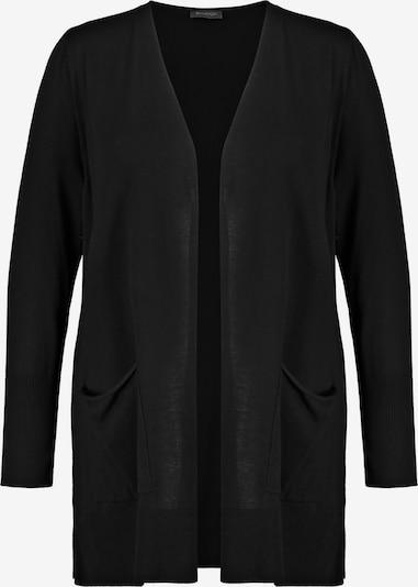 SAMOON Cardigan in schwarz, Produktansicht
