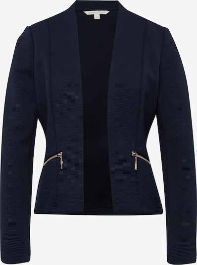 TOM TAILOR DENIM Blazer in dunkelblau, Produktansicht