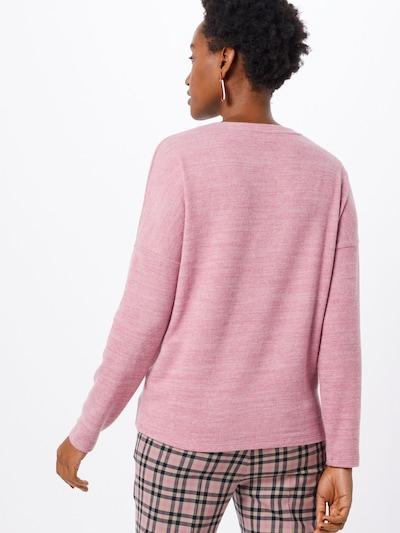 VERO MODA Pulover 'TAMMI' | roza barva: Pogled od zadnje strani