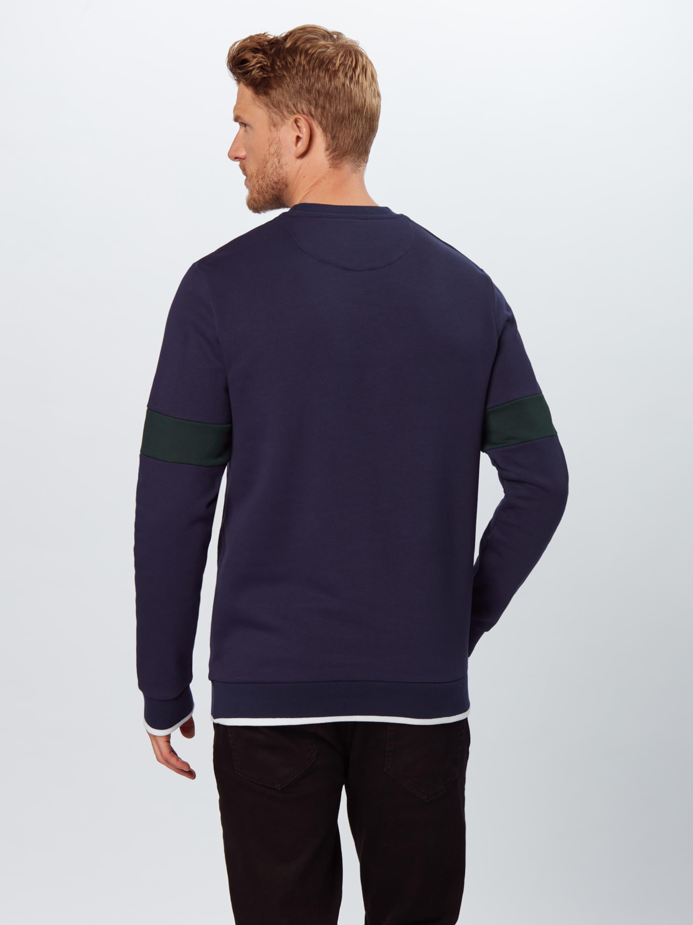 Sweatshirt Scott Lyleamp; NavyTanne Sweatshirt In Lyleamp; In Scott H9IED2