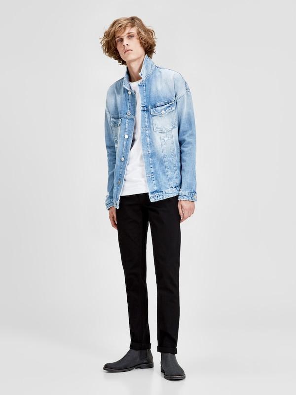 JACK & JONES Slim Fit Jeans 'TIM ORIGINAL CR 013'