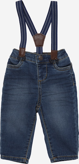 OshKosh Hose 'Woven' in blue denim: Frontalansicht