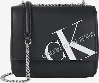 Calvin Klein Umhängetasche in schwarz / weiß, Produktansicht