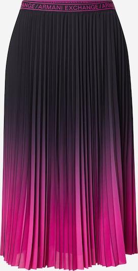 Sijonas iš ARMANI EXCHANGE , spalva - rožinė / juoda, Prekių apžvalga