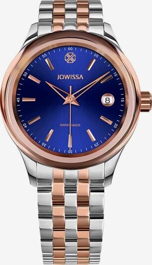JOWISSA Quarzuhr 'Tiro' in blau, Produktansicht