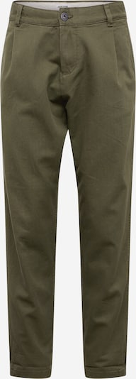 JACK & JONES Hose 'JEFF TRENDY AKM 556' in oliv, Produktansicht