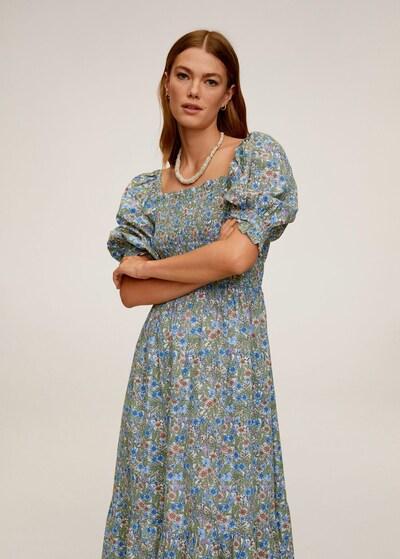 MANGO Kleid 'Arcadi' in mischfarben, Modelansicht