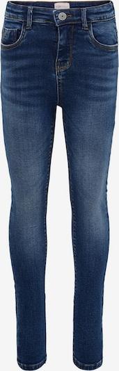 KIDS ONLY KONPaola HW Skinny Fit Jeans in blau, Produktansicht