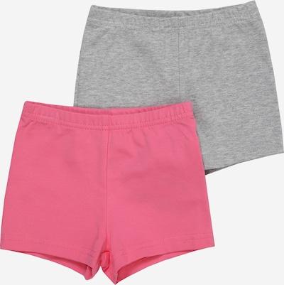 Carter's Pantalon en gris / rose, Vue avec produit