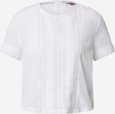Tommy Jeans Bluzka 'TJW PINTUCK DETAIL' w kolorze białym, Podgląd produktu