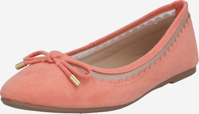 Dorothy Perkins Slipper 'Pippa' in koralle, Produktansicht